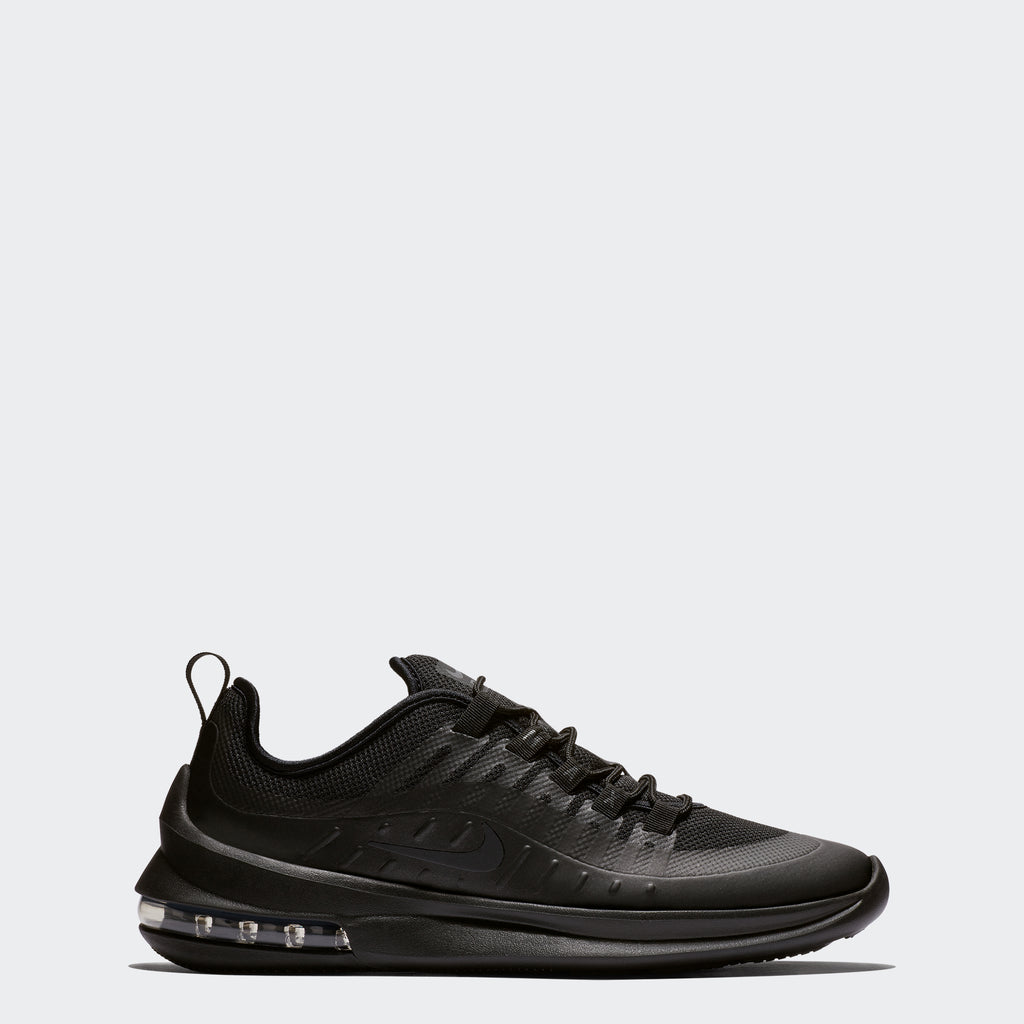 Men's Nike Air Max Axis Shoes Black Anthracite (SKU AA2146-006) | Chicago City Sports | side view