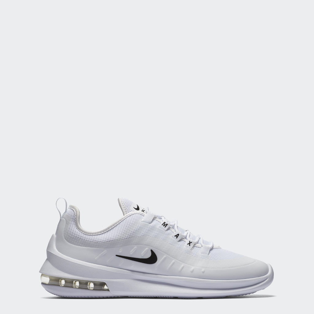 Men's Nike Air Max Axis Shoes White (SKU AA2146-100) | Chicago City Sports | side view