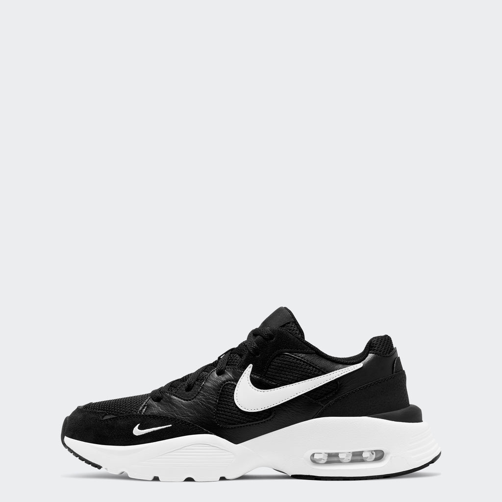 Men's Nike Air Max Fusion Black (SKU CJ1670-002) | Chicago City Sports | side view
