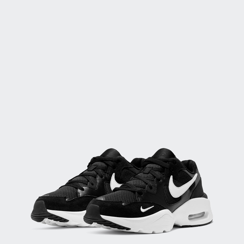 Men's Nike Air Max Fusion Black (SKU CJ1670-002) | Chicago City Sports | front view