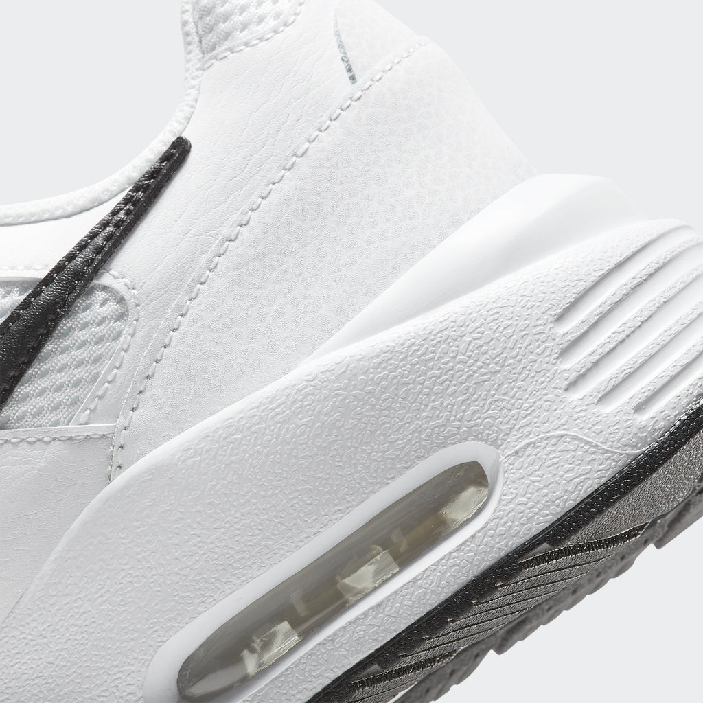 Men's Nike Air Max Fusion White (SKU CJ1670-102) | Chicago City Sports | detailed rear outsole view