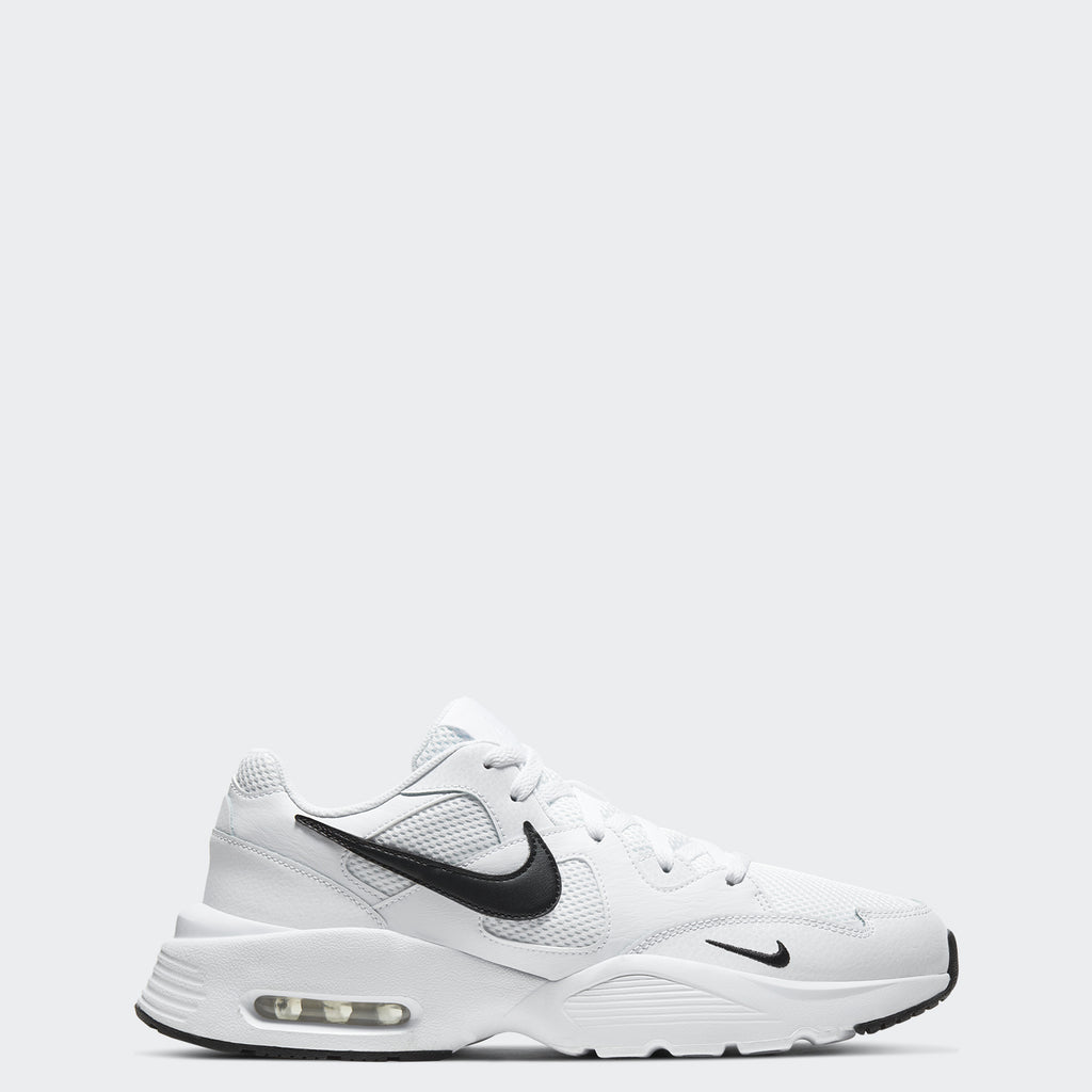 Men's Nike Air Max Fusion Shoes White