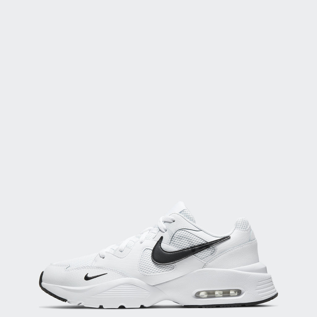 Men's Nike Air Max Fusion White (SKU CJ1670-102) | Chicago City Sports | side view