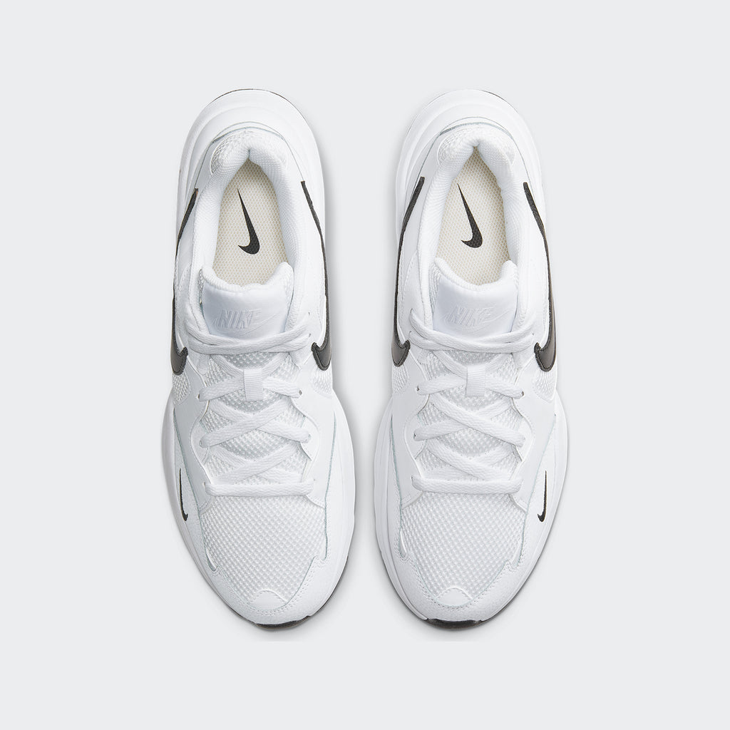 Men's Nike Air Max Fusion White (SKU CJ1670-102) | Chicago City Sports | top view