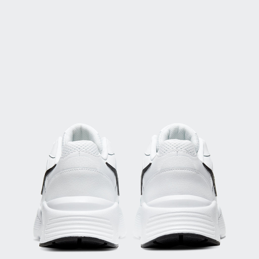 Men's Nike Air Max Fusion White (SKU CJ1670-102) | Chicago City Sports | rear view