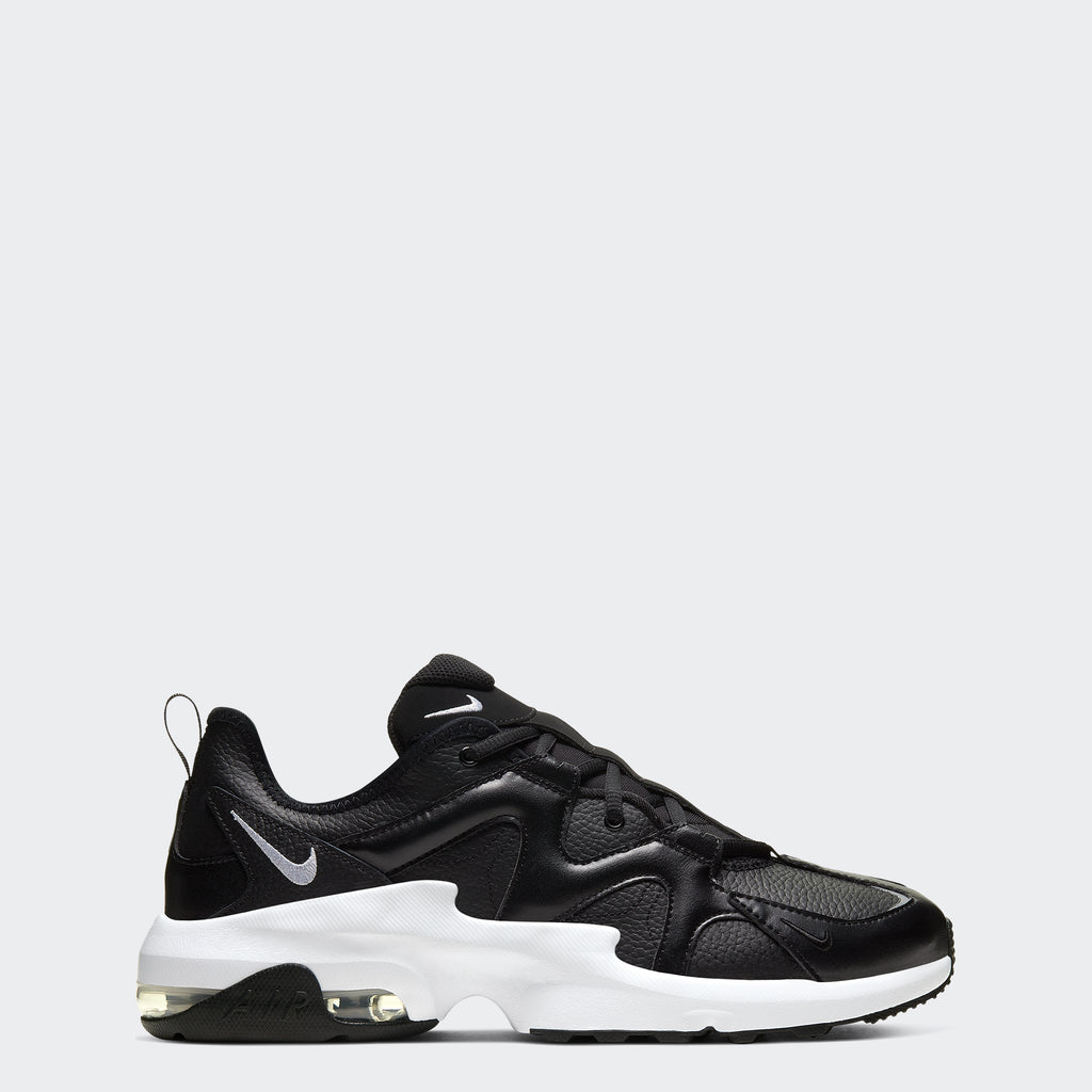 Men's Nike Air Max Graviton Shoes Black White (SKU CD4151-002) | Chicago City Sports | side view