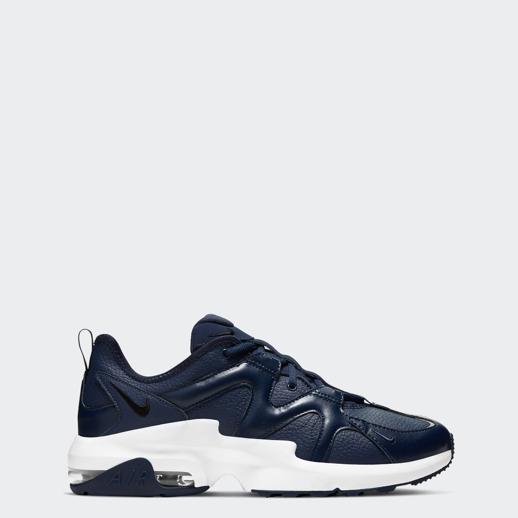 Men's Nike Air Max Graviton Shoes Midnight Navy