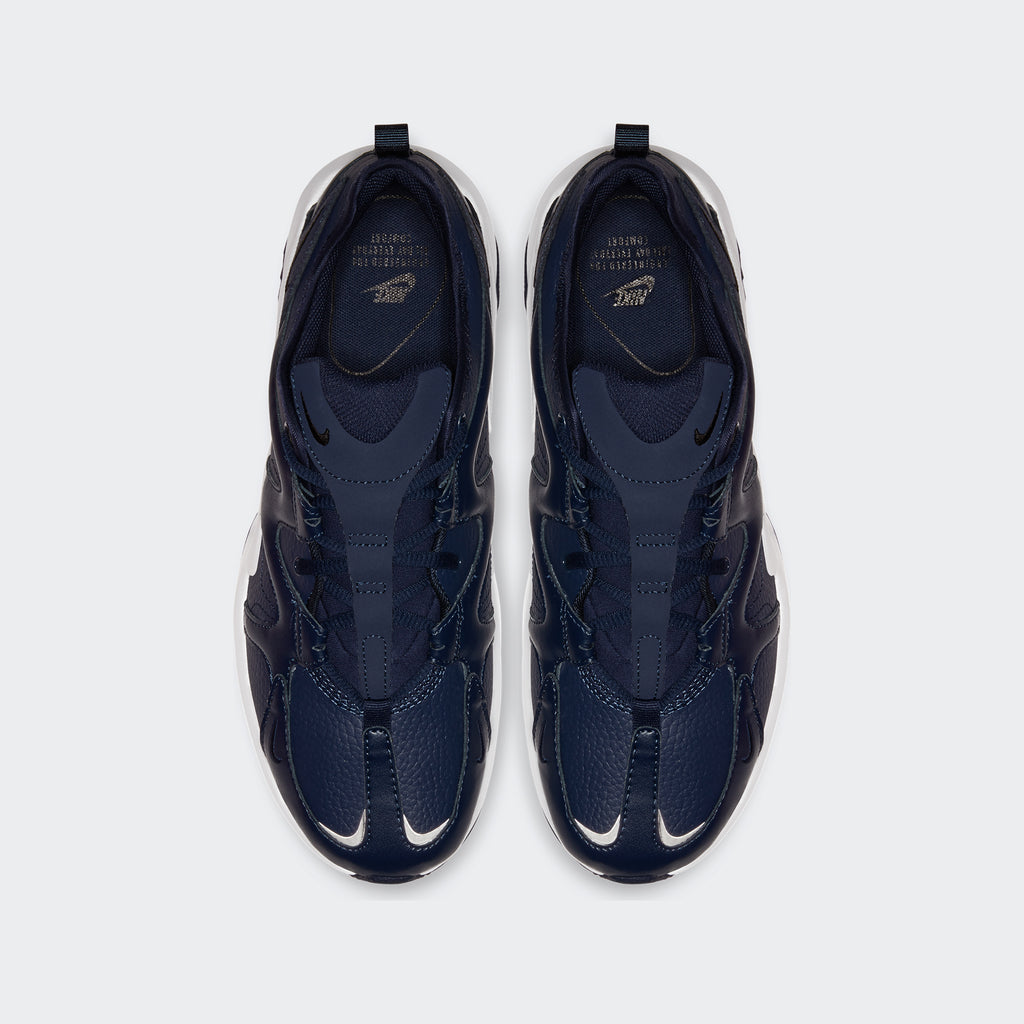 Men's Nike Air Max Graviton Shoes Midnight Navy (SKU CD4151-400) | Chicago City Sports | top view