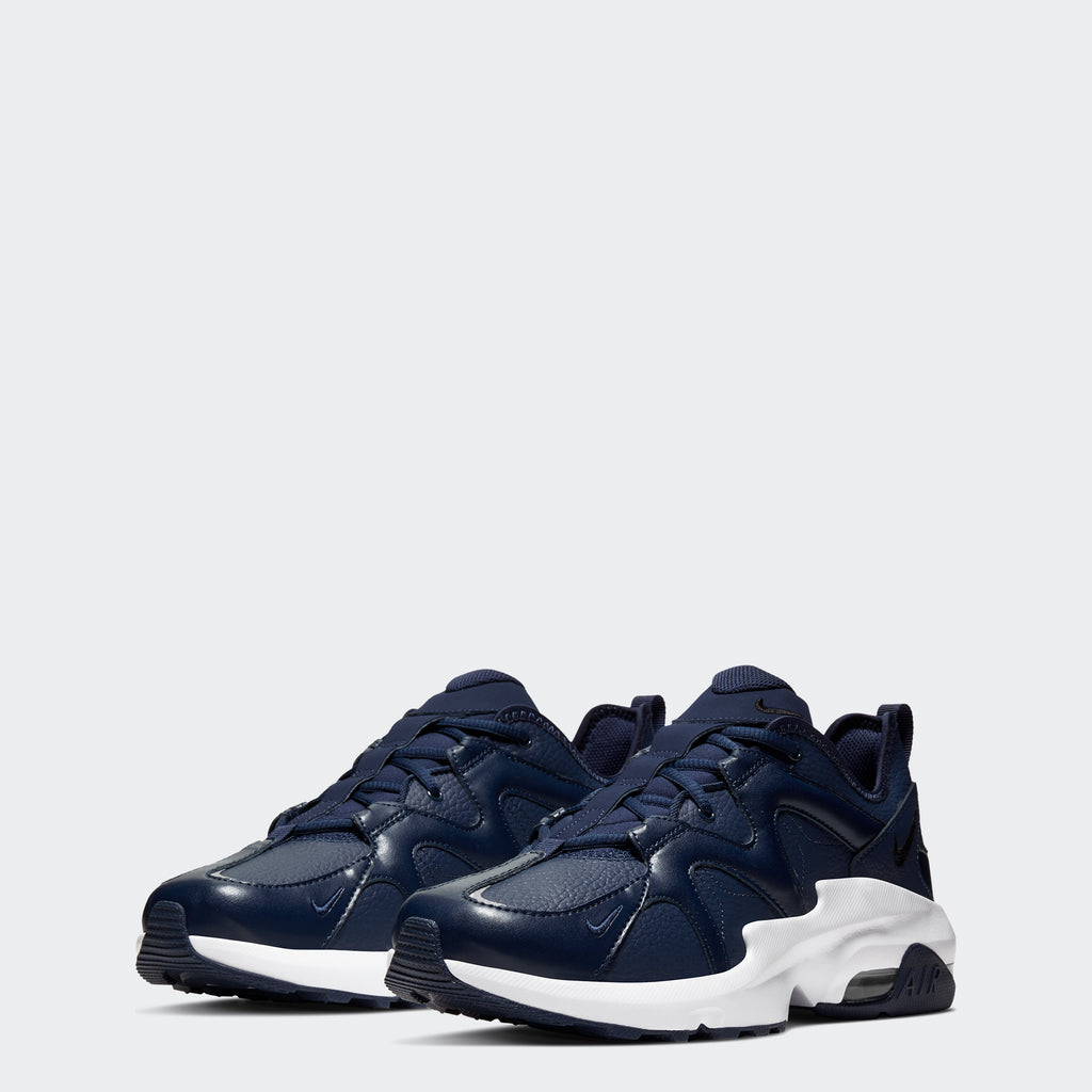 Men's Nike Air Max Graviton Shoes Midnight Navy (SKU CD4151-400) | Chicago City Sports | front view