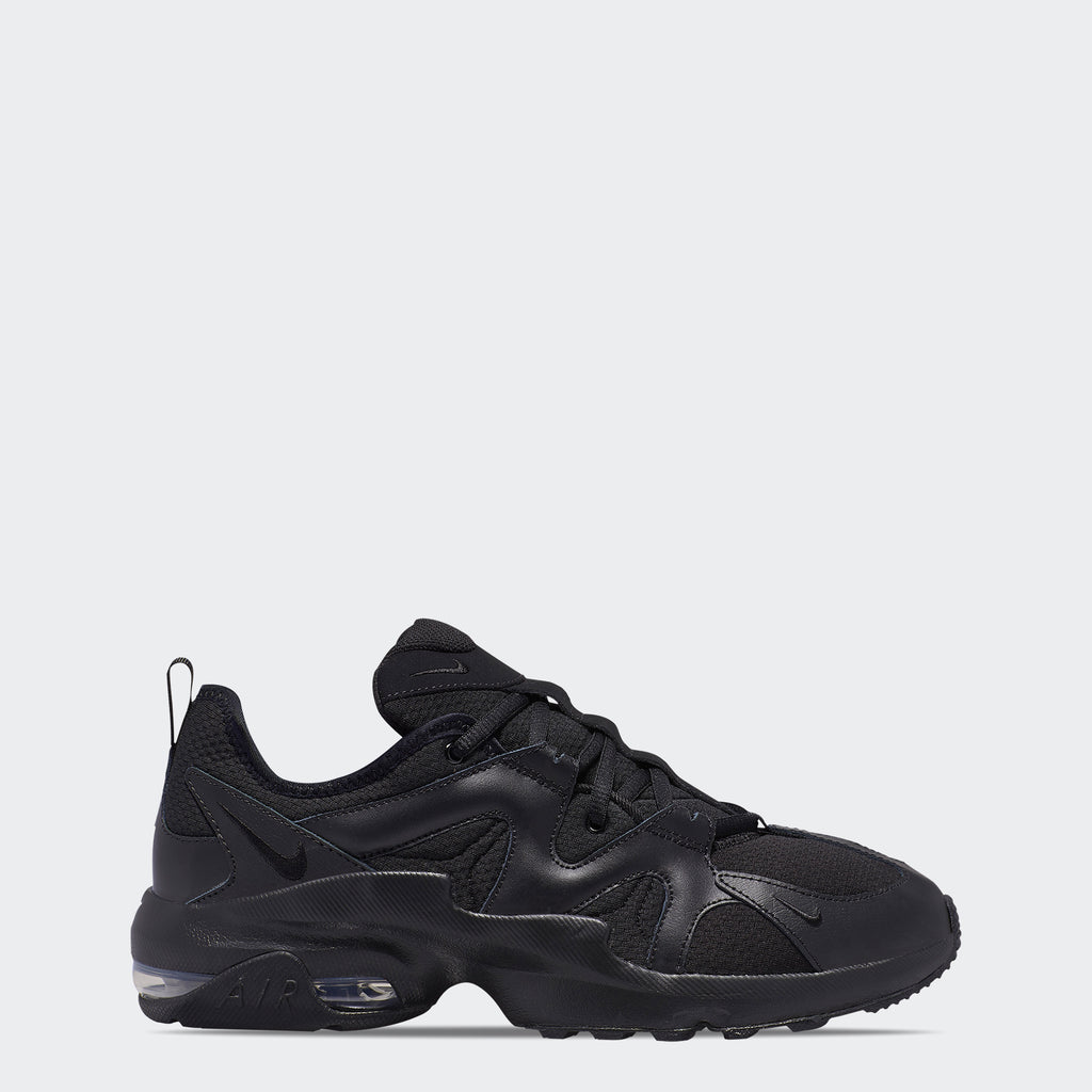 Men's Nike Air Max Graviton Shoes Triple Black (SKU AT4525-003) | Chicago City Sports | side view