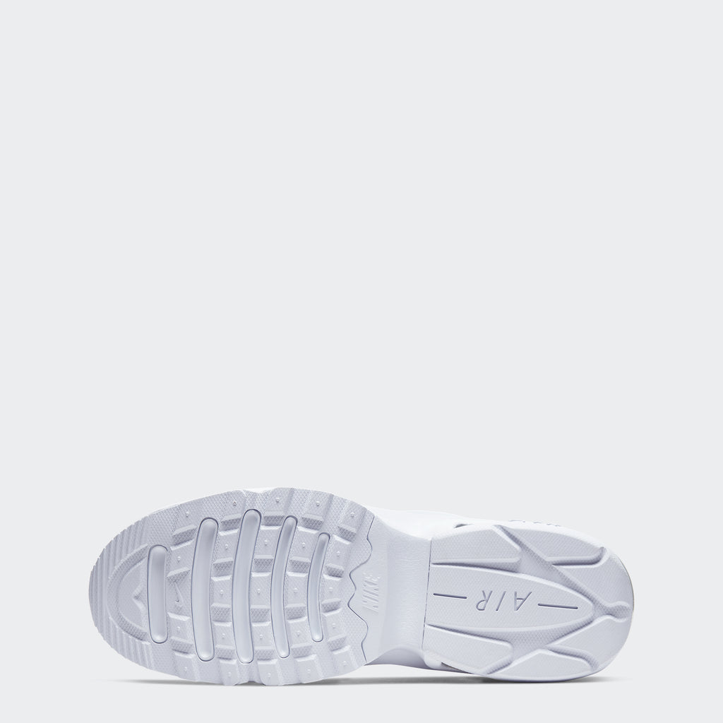 Men's Nike Air Max Graviton Shoes White (SKU CD4151-100) | Chicago City Sports | bottom view