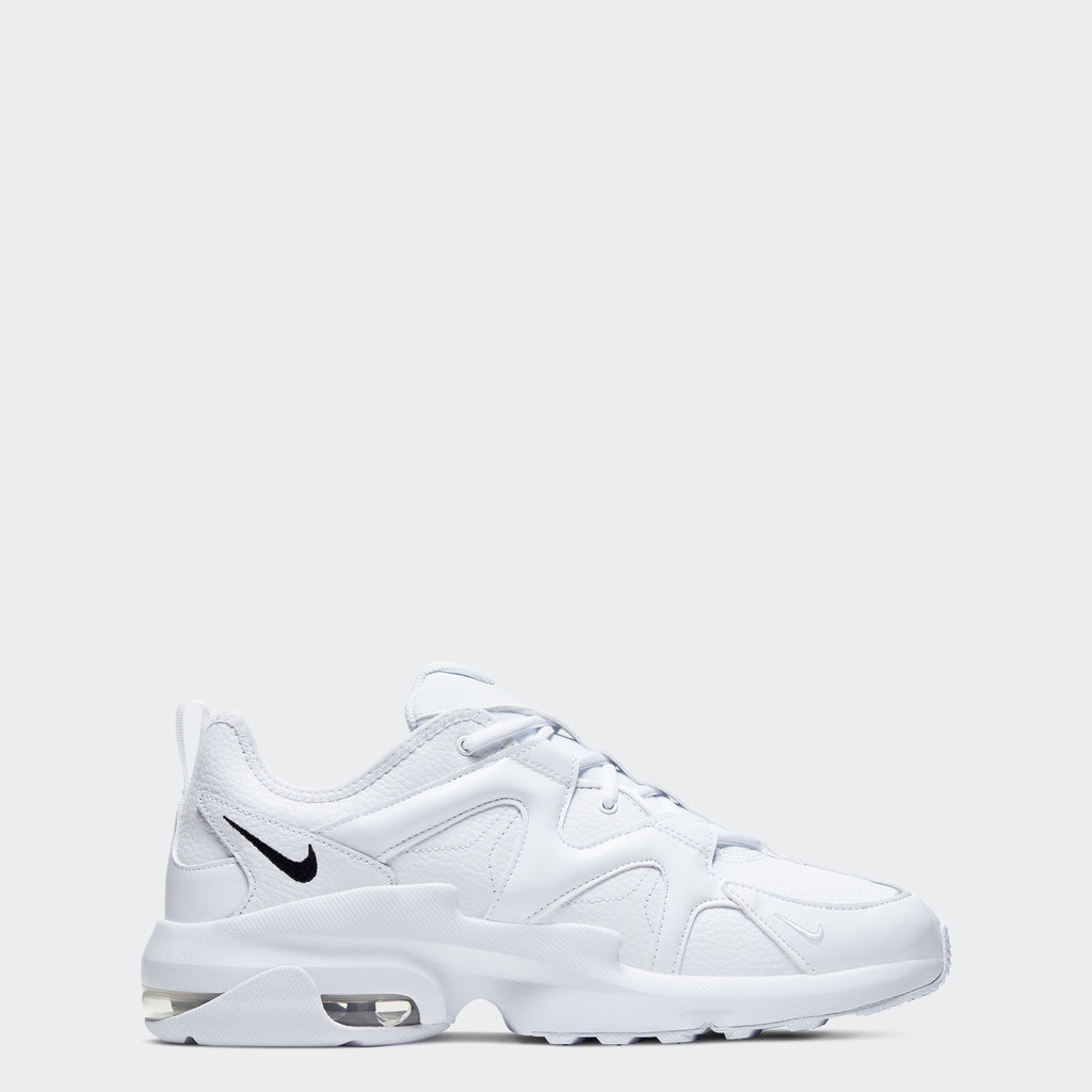 Men's Nike Air Max Graviton Shoes White (SKU CD4151-100) | Chicago City Sports | side view