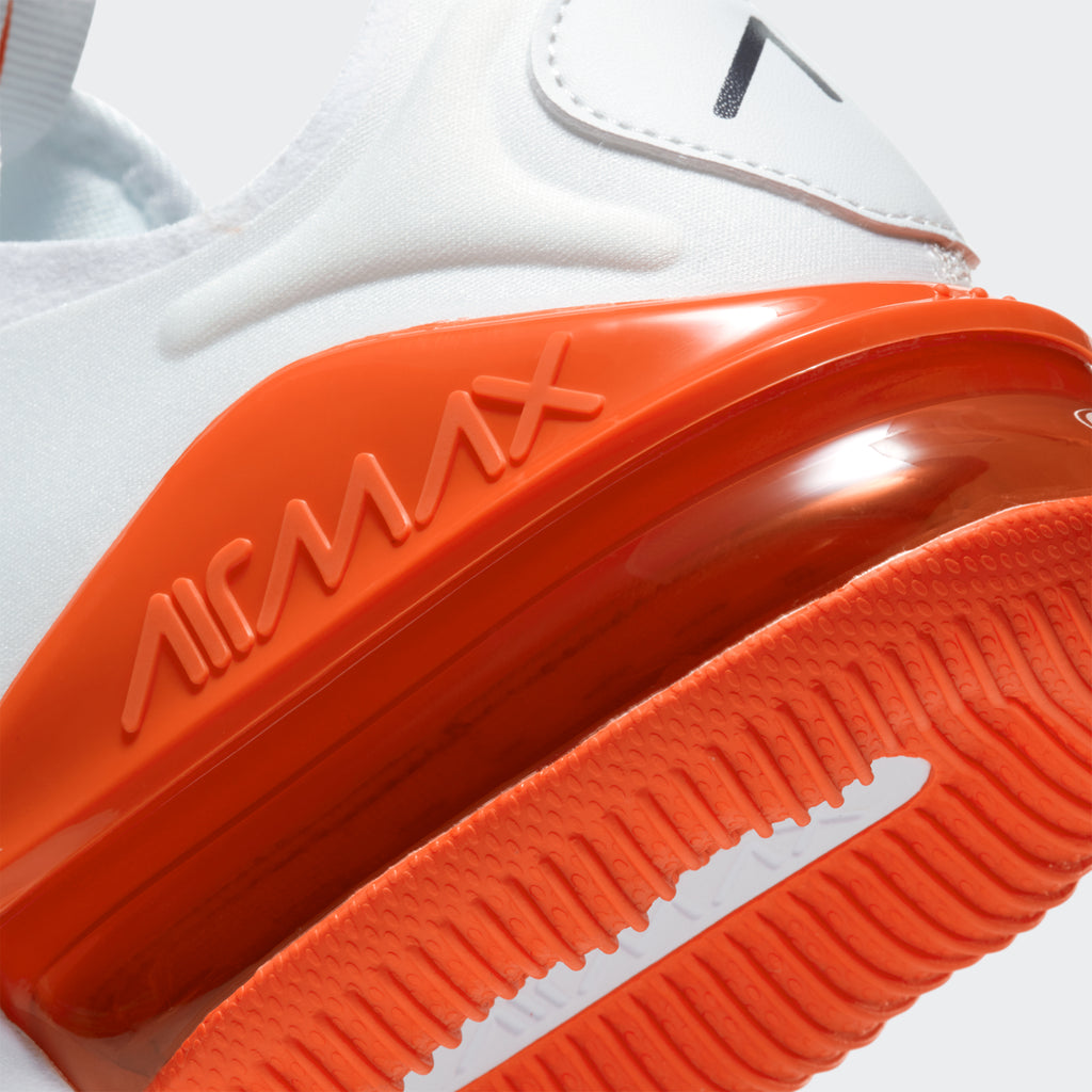 Men's Nike Air Max Infinity White (SKU BQ3999-100) | Chicago City Sports | detailed Air unit view