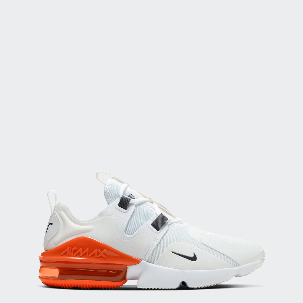 Men's Nike Air Max Infinity White (SKU BQ3999-100) | Chicago City Sports | side view