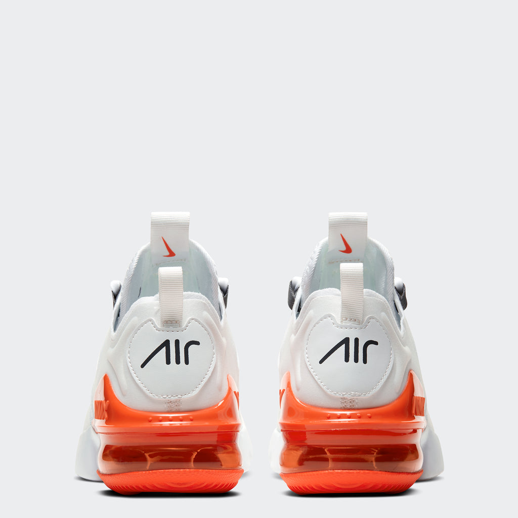 Men's Nike Air Max Infinity White (SKU BQ3999-100) | Chicago City Sports | rear view