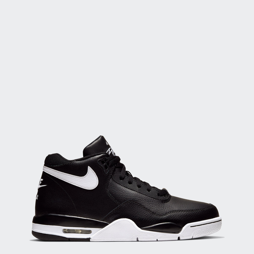 Men's Nike Flight Legacy Shoes Black White