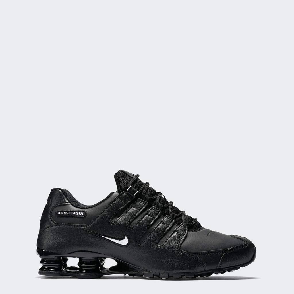 Men's Nike Shox NZ EU Shoes Black