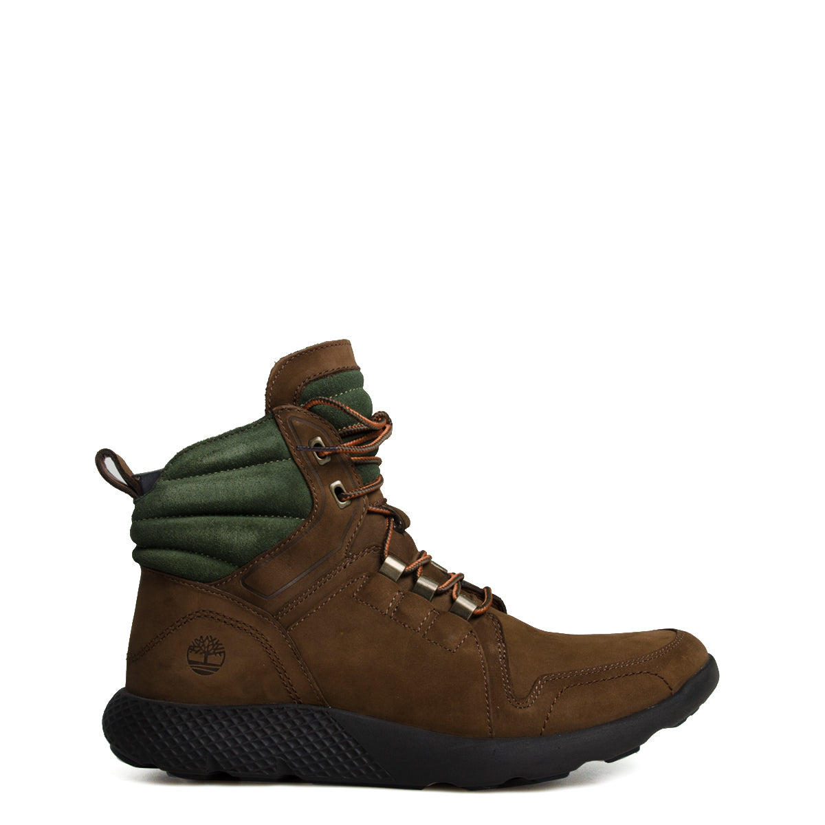 4de9b2ce6c4 Timberland Flyroam Leather Boots Dark Brown | Chicago City Sports