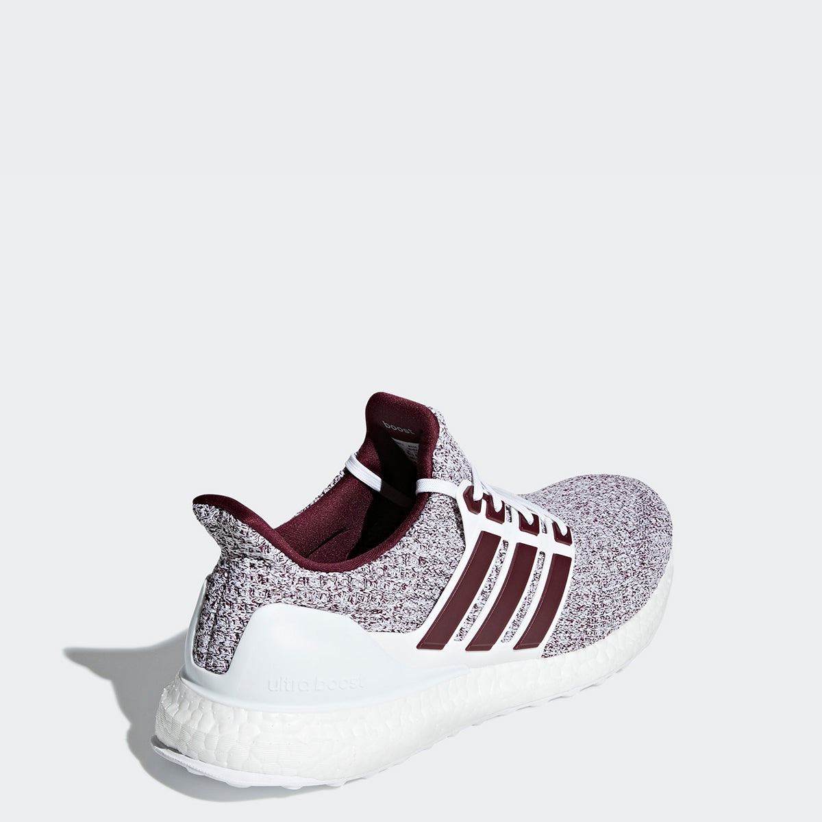 innovative design f87ad 2cff5 adidas Ultraboost Shoes White Maroon EE3705 | Chicago City ...