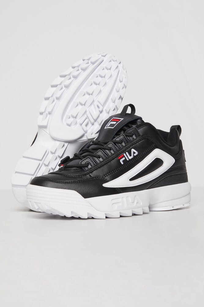 Men's FILA Disruptor 2 XL Shoes Black
