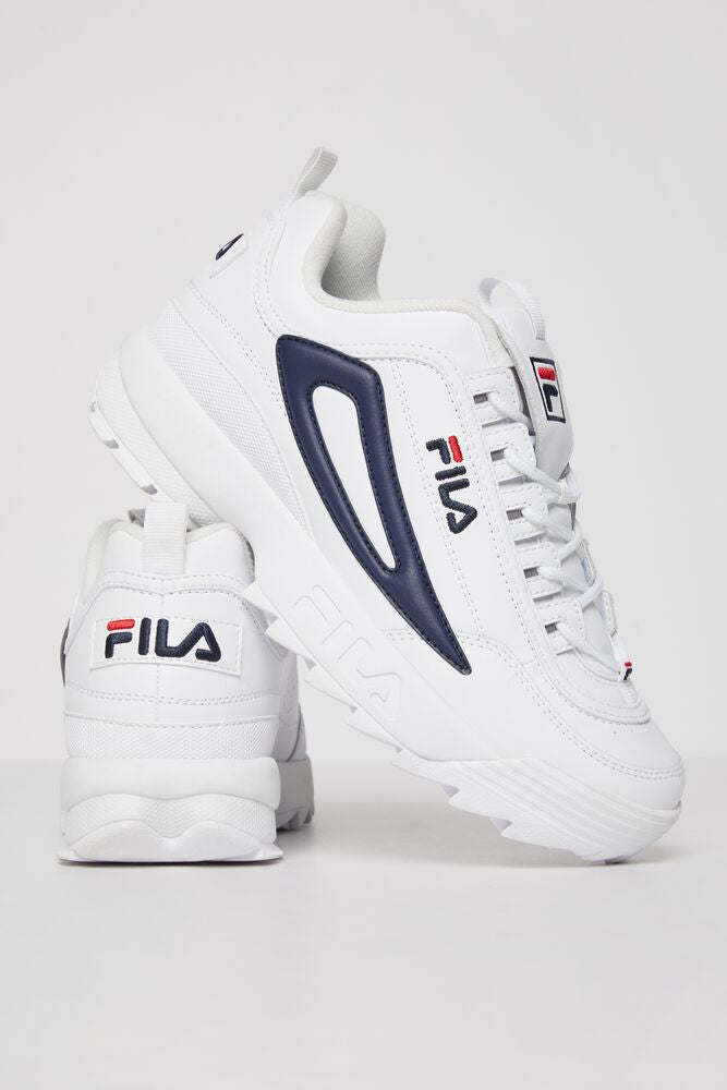Men's FILA Disruptor 2 XL Shoes White