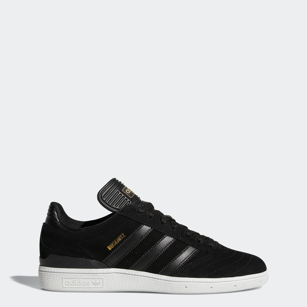 Men's Adidas Busenitz Pro Shoes Core Black