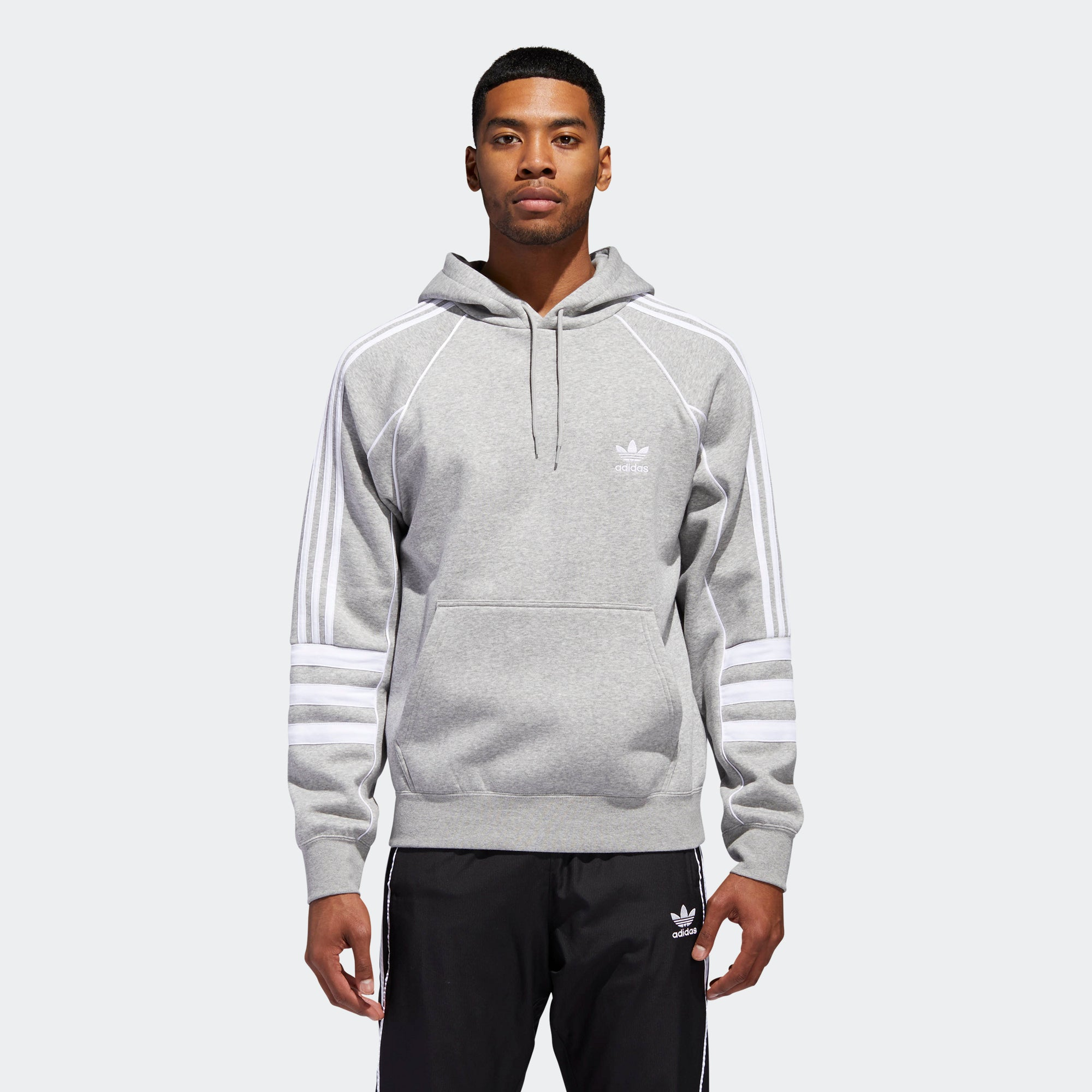 Sports & Outdoor Clothing adidas Originals Mens Authentics Hoodie