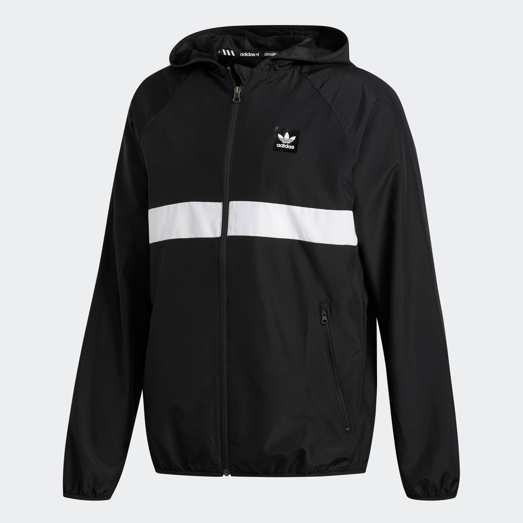 premium selection d0ccf d19a6 Men s adidas Originals Blackbird Packable Wind Jacket Black