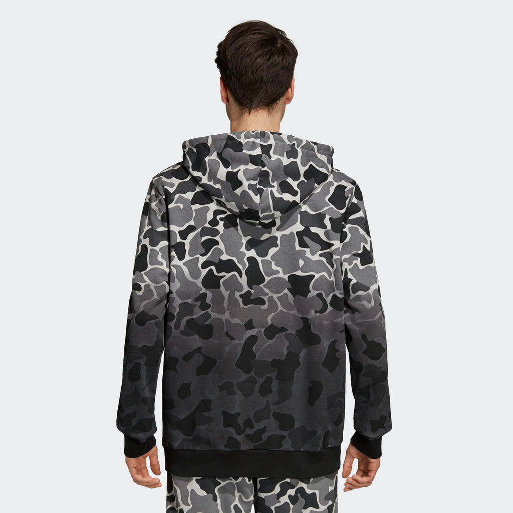 Men's adidas Originals Camo Dip-Dyed Hoodie