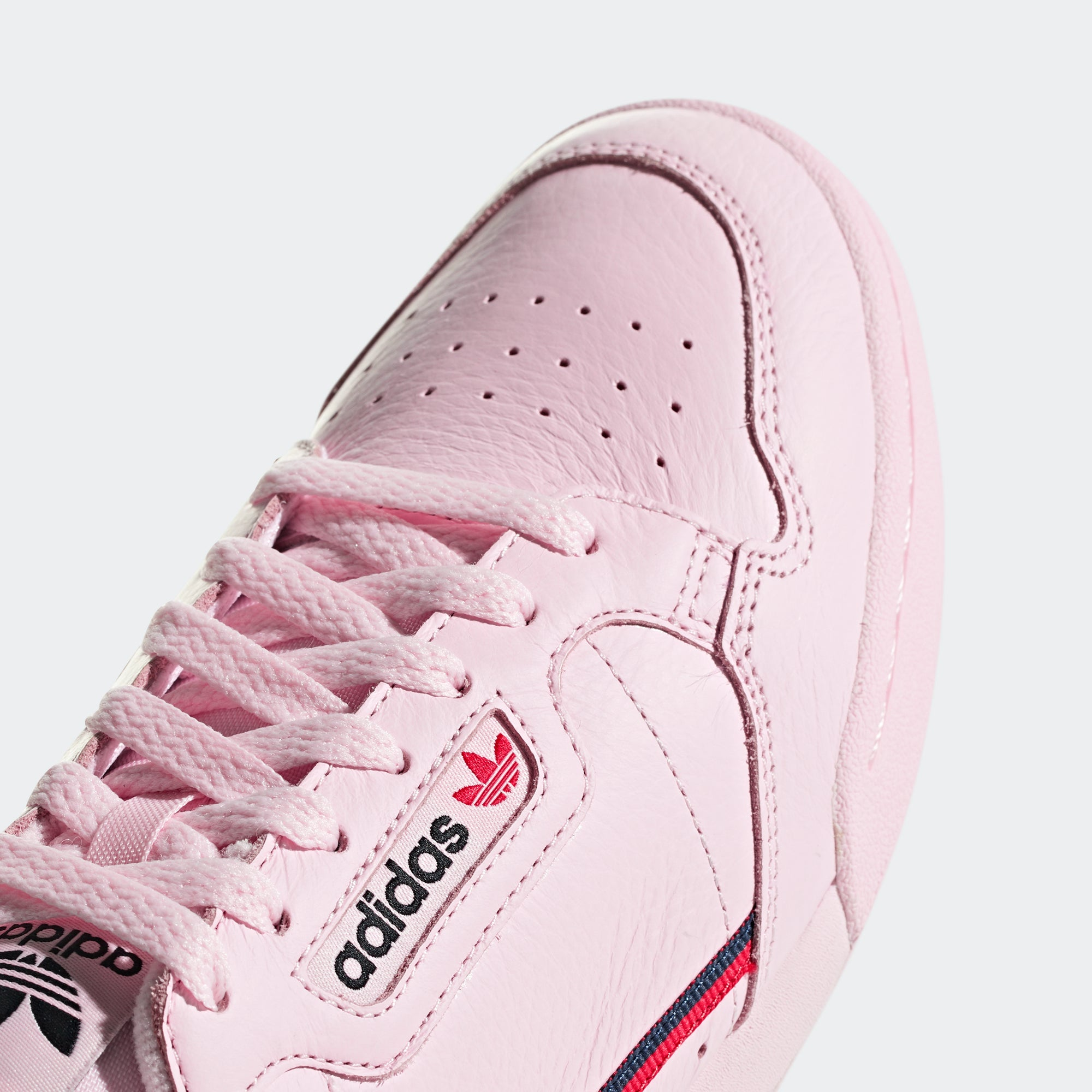 Adidas Continental 80 Shoes Clear Pink B41679 Chicago City Sports