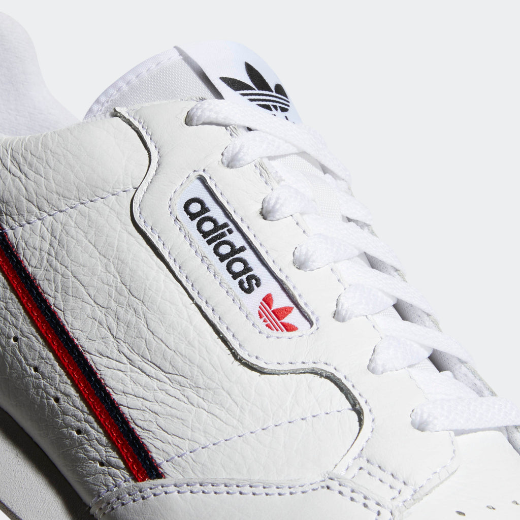 Men's adidas Originals Continental 80 Shoes Cloud White