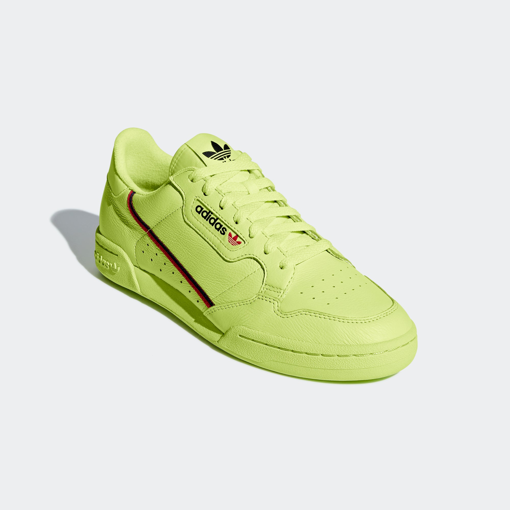 adidas Continental 80 Shoes Yellow