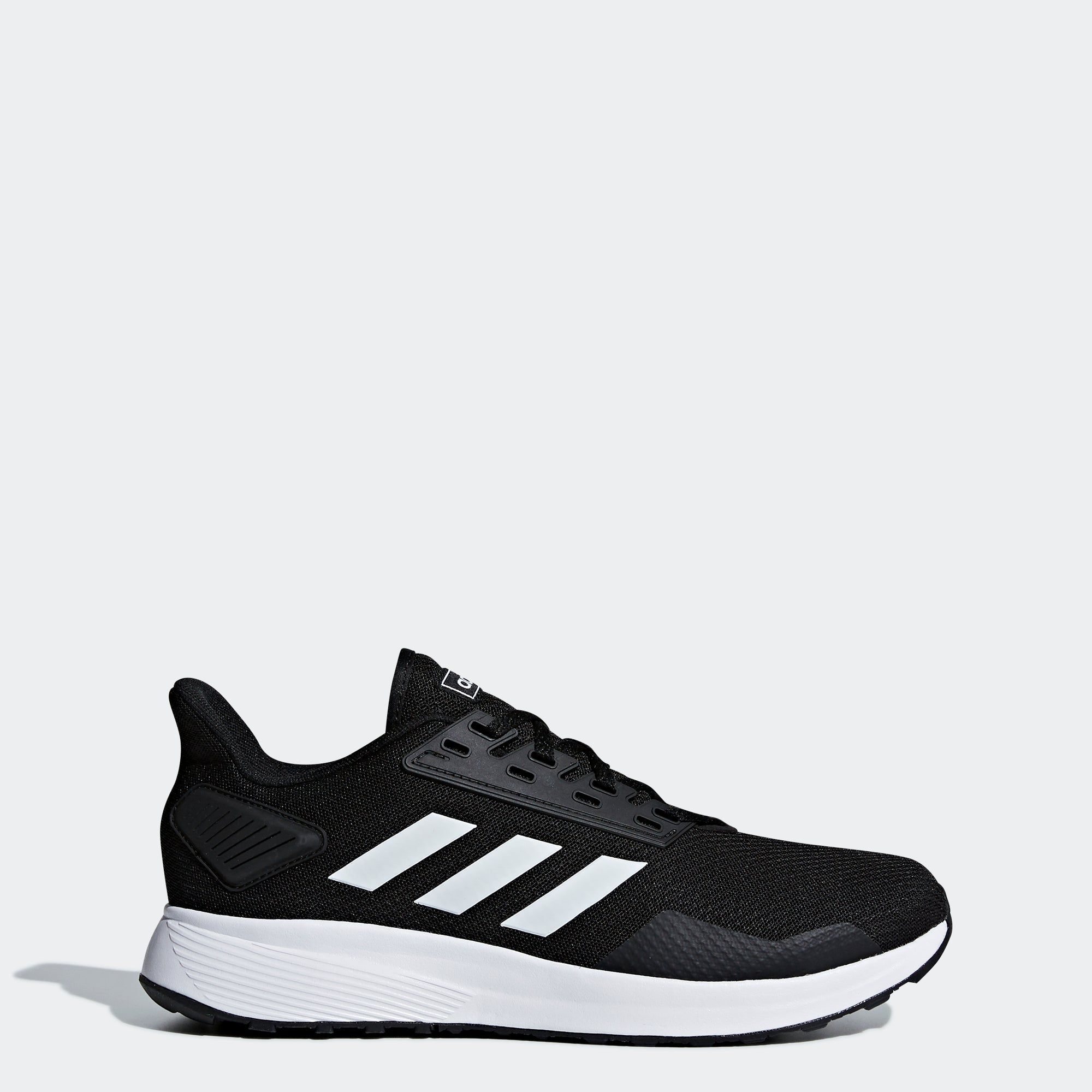 1d0833637f9f Men s Adidas Running Duramo 9 Wide Shoes Black BB7953