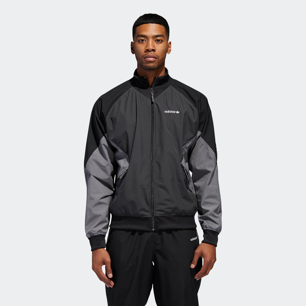 Men's adidas Originals EQT Jacket Carbon
