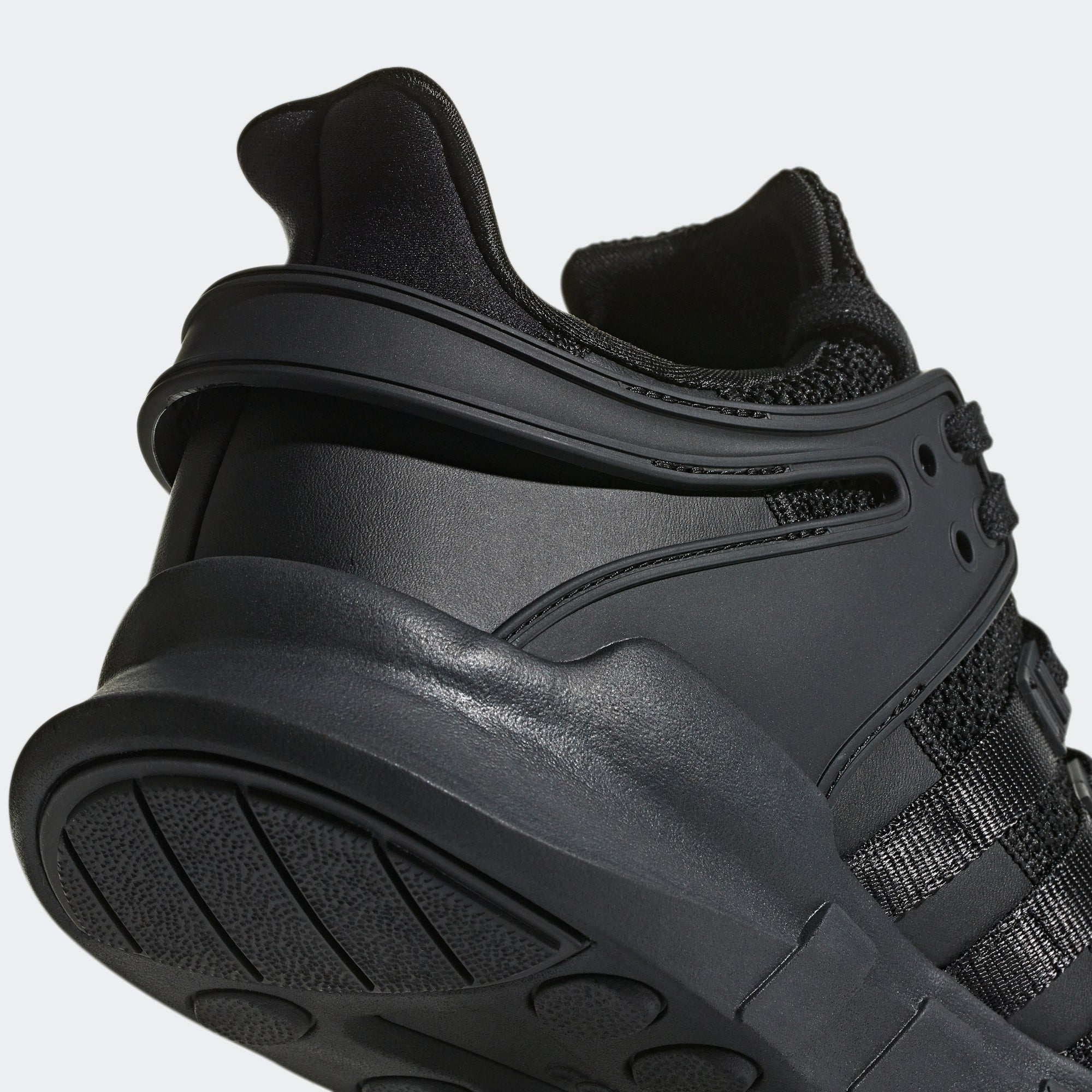 low priced a0a01 0172c adidas EQT Support ADV Shoes Triple Black D96771 | Chicago ...