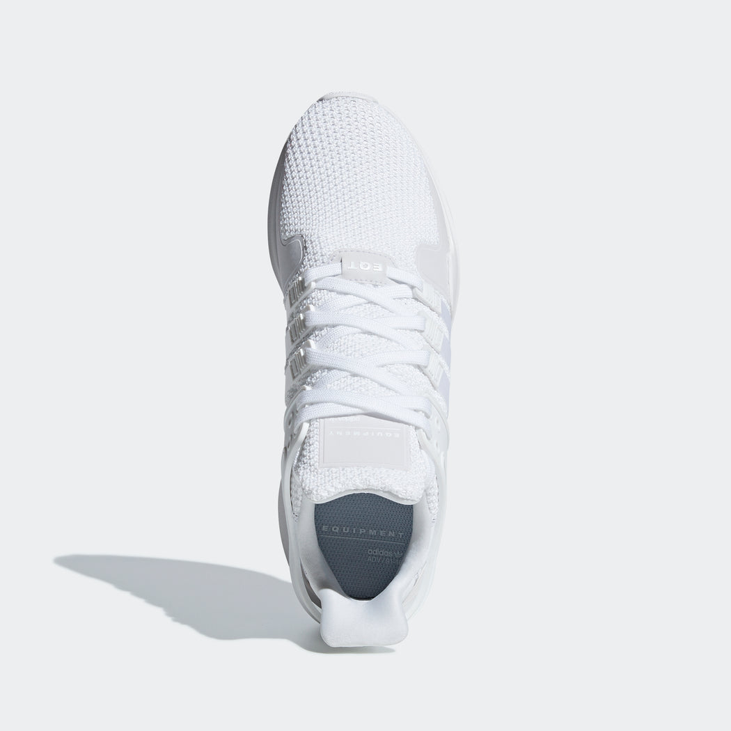 7b4fbfdf1250 real adidas eqt support triple black cf56e ba952  discount mens adidas  originals eqt support adv shoes triple white 956fd beb37