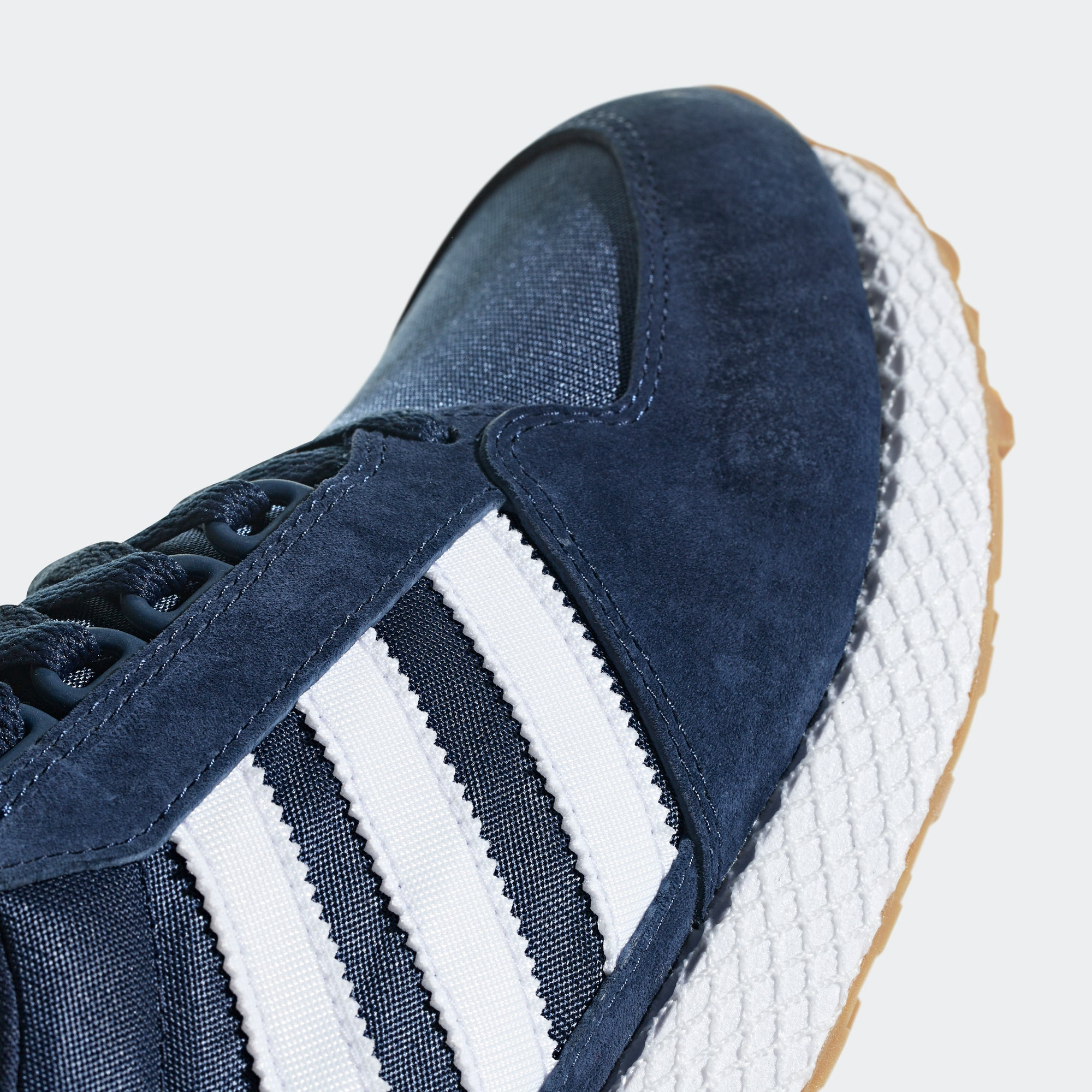 adidas Forest Grove Shoes Collegiate Navy B41529 | Chicago
