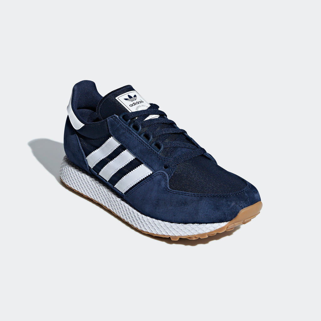 Men's adidas Originals Forest Grove Shoes Collegiate Navy