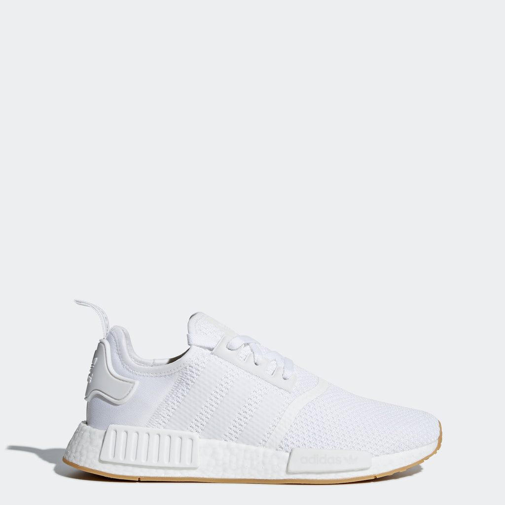 Men's adidas Originals NMD_R1 Shoes Cloud White