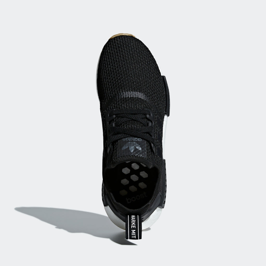 Men's adidas Originals NMD_R1 Shoes Core Black