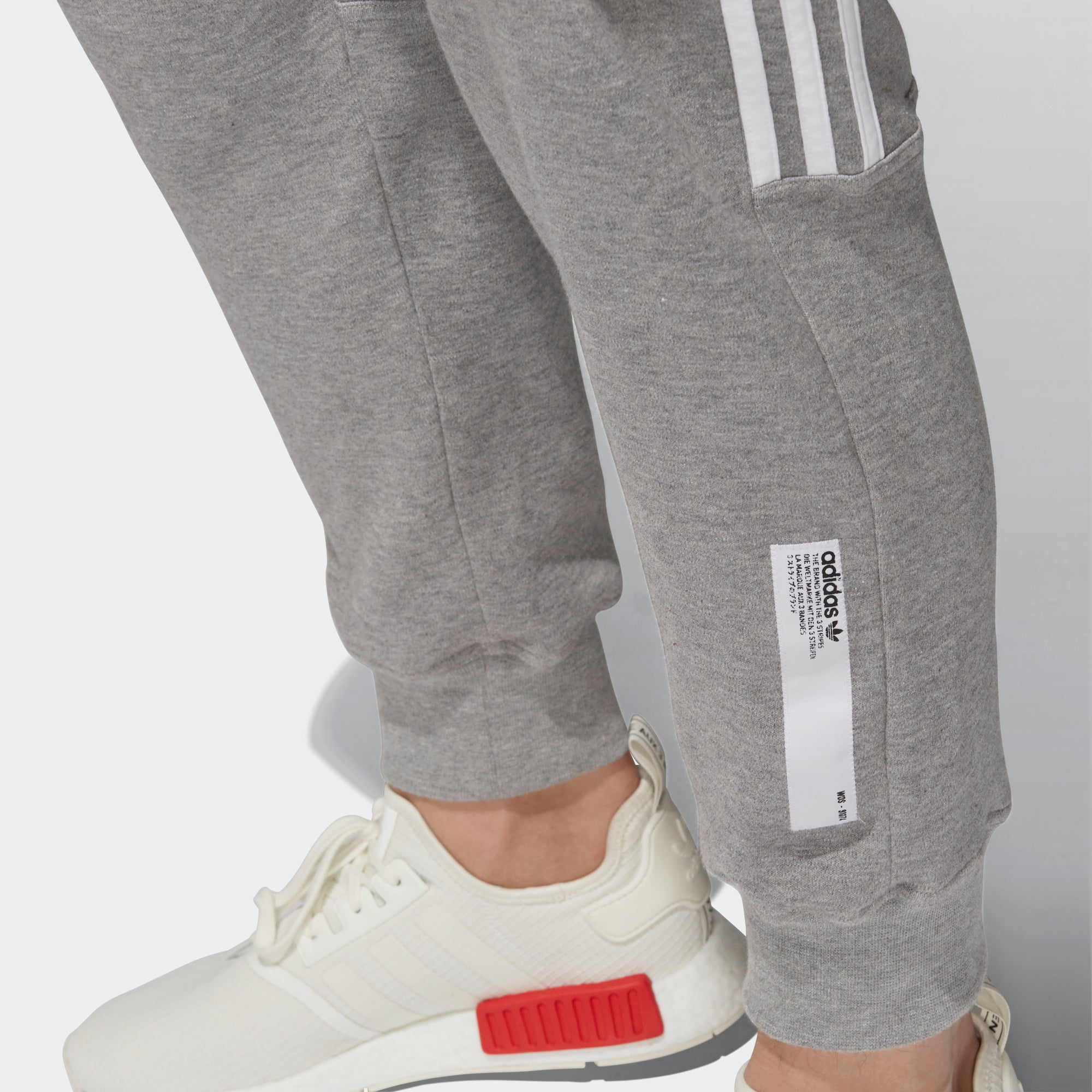 adidas NMD Sweat Track Pants Core Heather DN4287 | Chicago