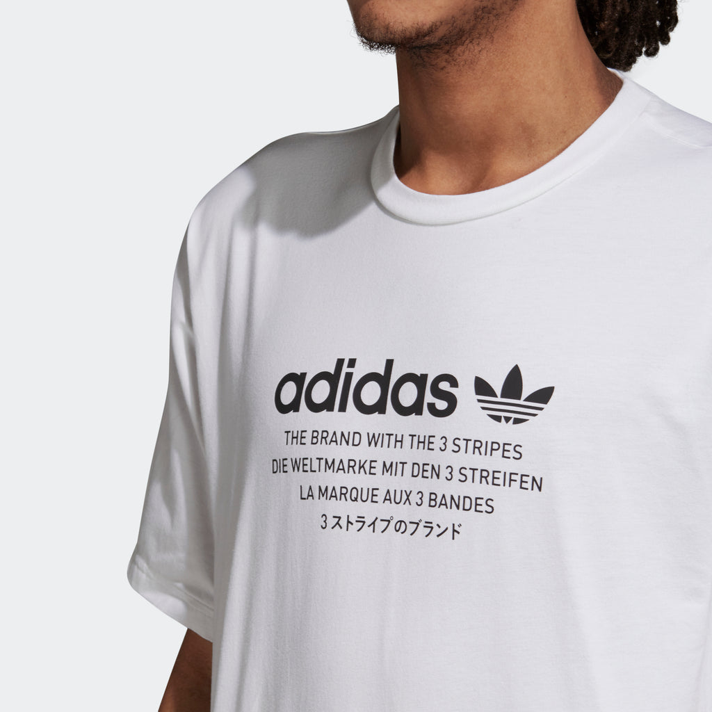 Men's adidas Originals NMD T-Shirt White