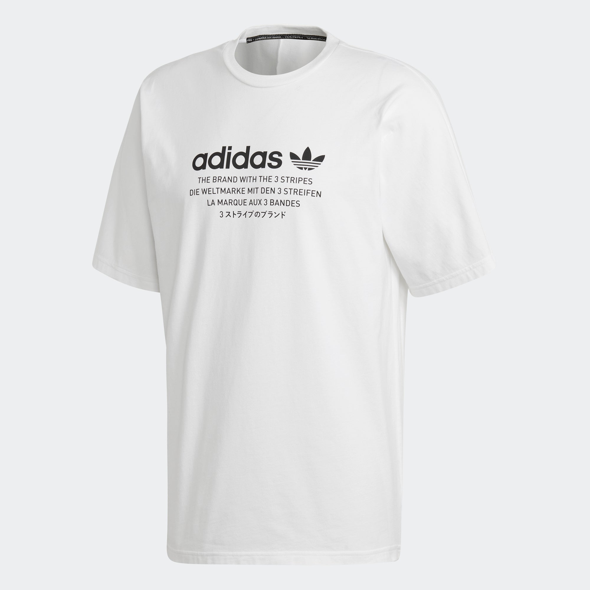 adidas Originals Men's NMD Script Tee at Amazon Men's