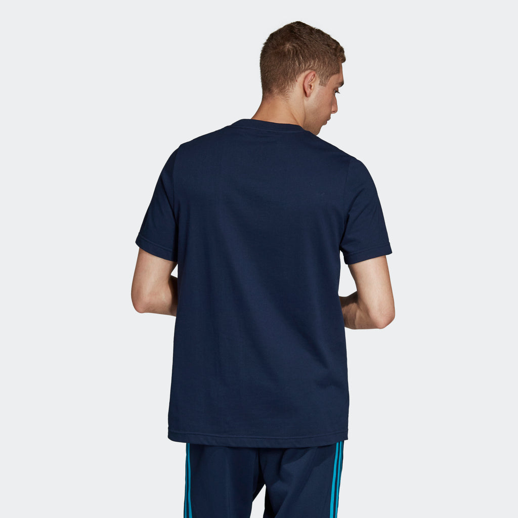 Men's adidas Originals Palmeston Tee Collegiate Navy
