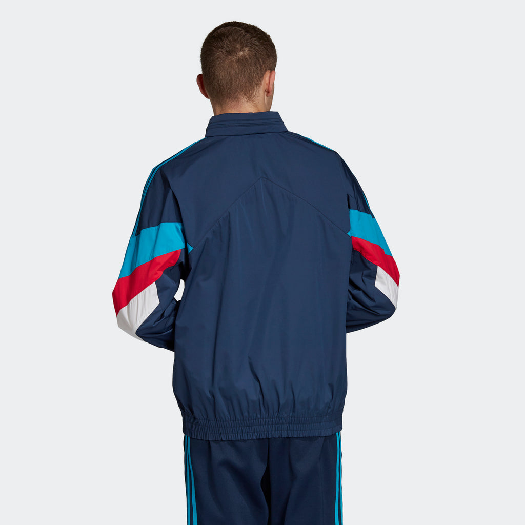 Men's adidas Originals Palmeston Windbreaker Collegiate Navy