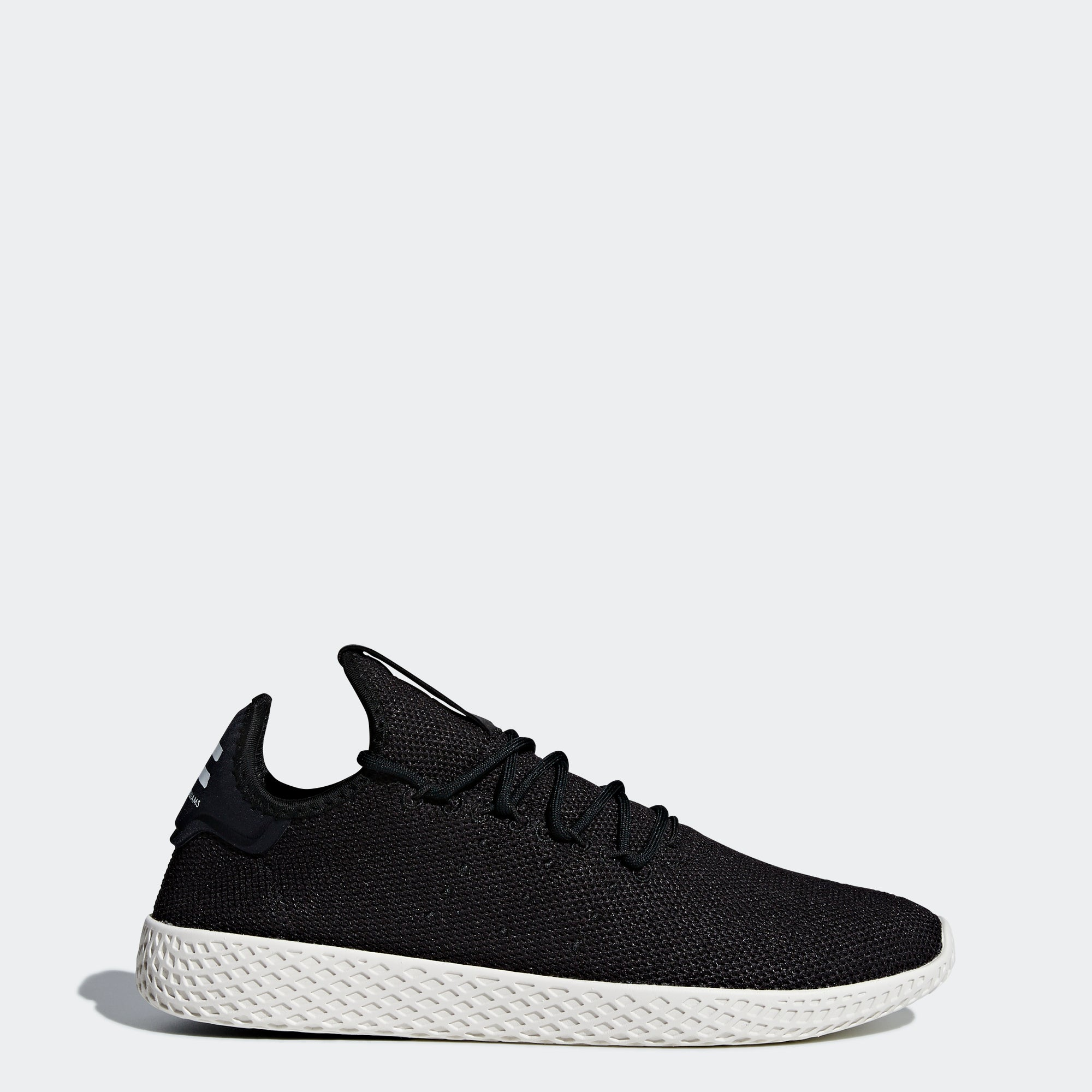 e3717e831 Men s adidas Originals Pharrell Williams Tennis Hu Shoes Black