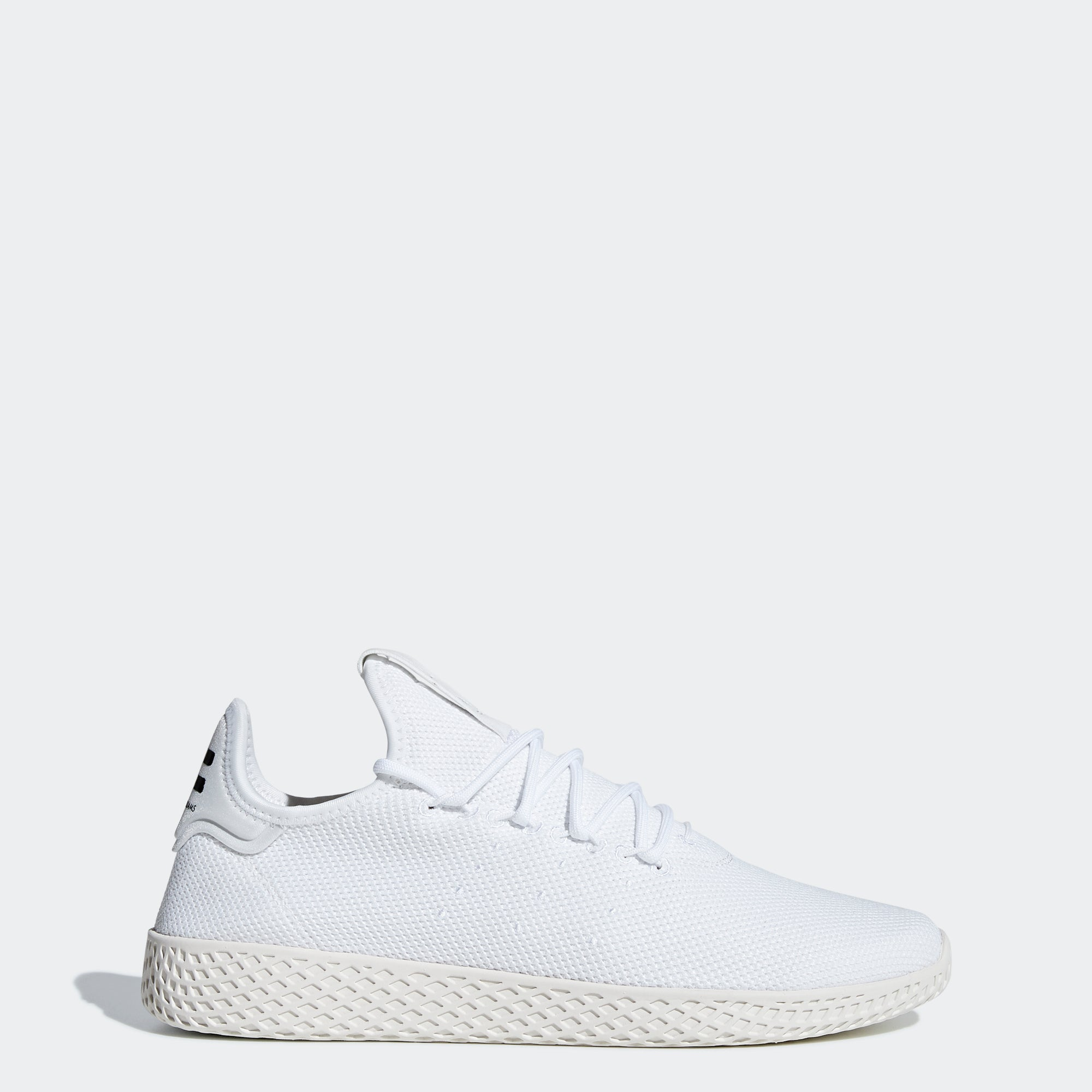 557967eb3b6e7 Men s adidas Originals Pharrell Williams Tennis Hu Shoes Cloud White