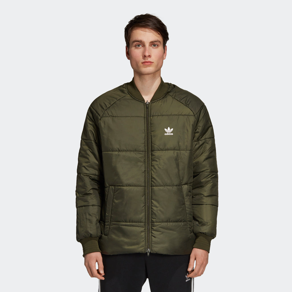 Men's adidas Originals SST Reversible Jacket Night Cargo