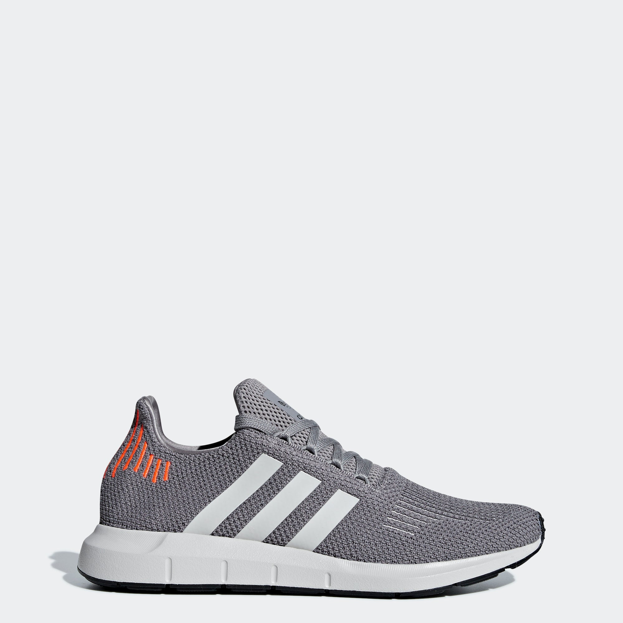 f6ead8d43 Men s adidas Originals Swift Run Shoes Grey Orange
