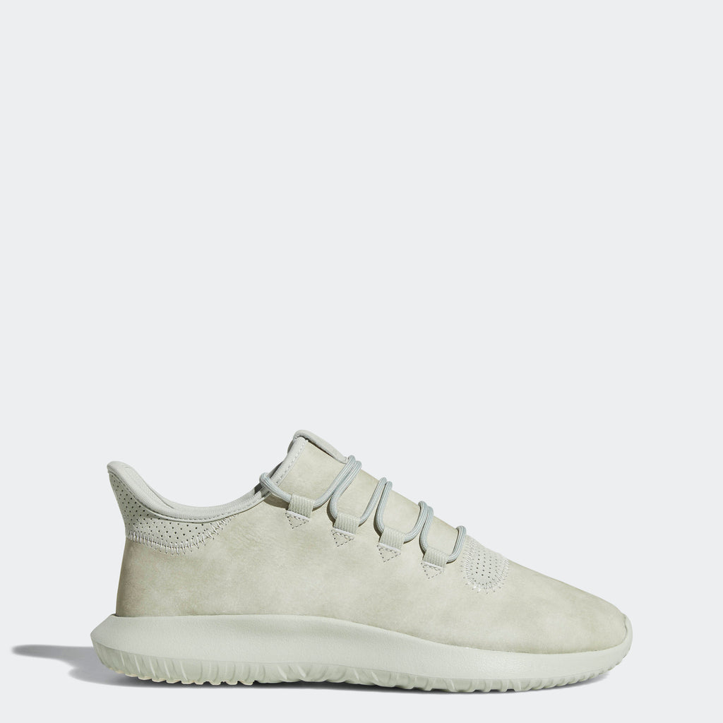 Men's Adidas Originals Tubular Shadow Shoes Ash Silver